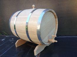 Бочки дубовые для напитков коньяка, водки, вина от производителя
