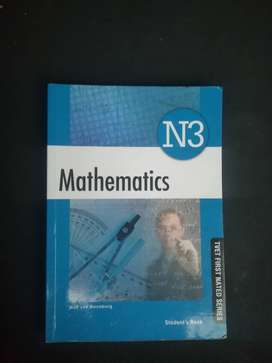 N3 Maths text book