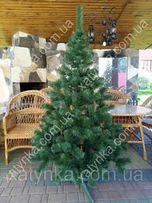 РАСПРОДАЖА!!! штучна ялинка 1.80м искусственная елка сосна новогодняя!