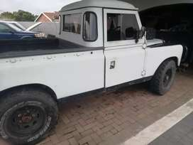 1973 land rover with overdrive