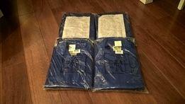 Ubranie robocze B.MASTER niebieskie XL, ML