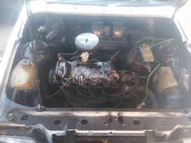 Ford cvh 1.6 engine and gearbox