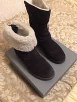 Сапоги зимние Minnelli 37 38 24,5 см ботинки (Braska Clark's Geox)