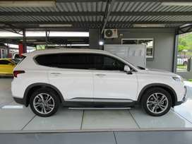 2019 HYUNDAI SANTA-FE R2.2 EXECUTIVE A/T (7-SEATER) ONLY 50833KM FSH