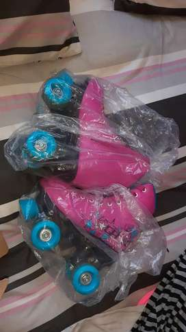 Rollescates for girl sizes 2