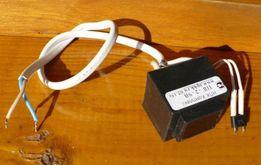 Блок питания 12v/3,3 Вт. Для светодиодной ленты 60 см.