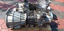 Land rover td5 manual gearbox + transfer case