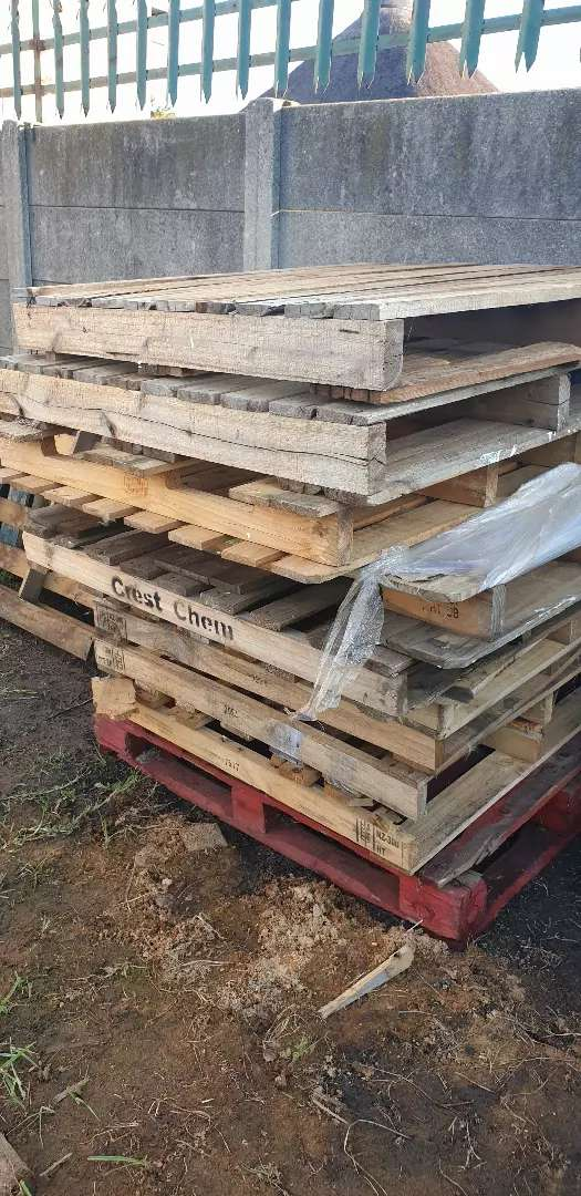 Used pallets 0