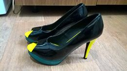 Туфли лаковые 41р.