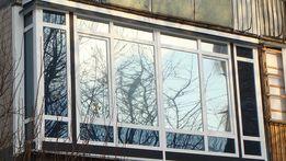 Балконы и окна металлопластиковые