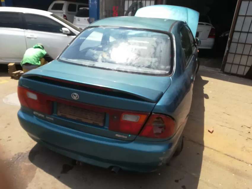 Mazda etude 1999 model 1.8 auto for Stripping 0