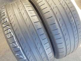 225/50/ R17 Continental ContiSportContact Run Flat Tyres