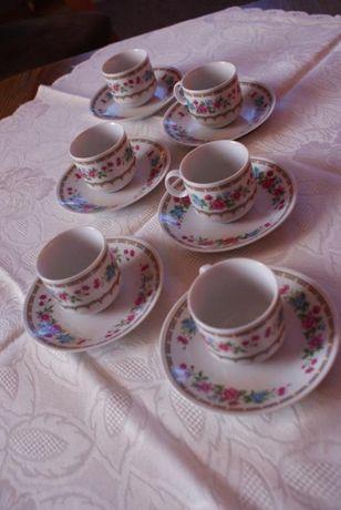 filizanki porcelana chinska z lat osiemdziesiatych Leszno - image 7