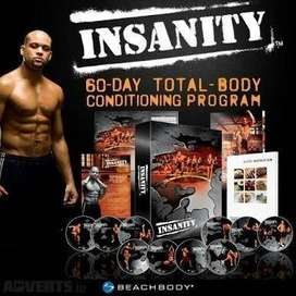 Insanity workout program for sale