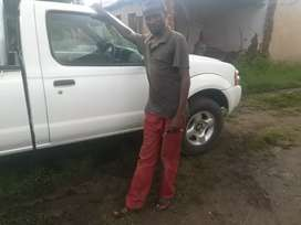 Am looking for job driver