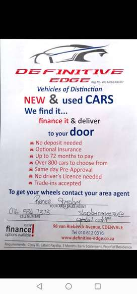 Do you want your own Vehicle or Need a New Car?   New & Used CARS