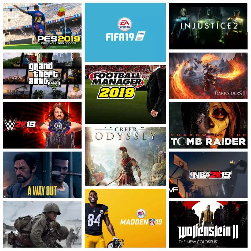 Latest PC Games (Cool Prices) 0