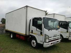 ISUZU NQR400 VOLUME BODY