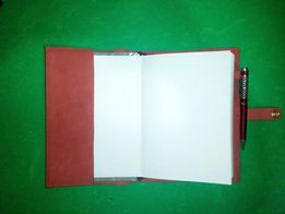 Продам ежедневники , блокноты из натуральной кожи
