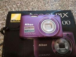 Продам цифровой фотоаппарат , камеру NIKON Coolpix S3100