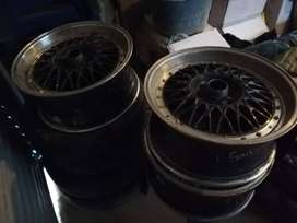 """17"""" BBS MAGS FOR SALE"""