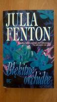 Błękitne orchidee Julia Fenton