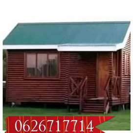 Quality wood Wendy house