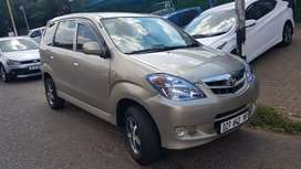 Toyota Avanza 1.5tx and good condition