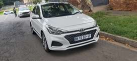 Hyundai i20, 2015 model automatic.