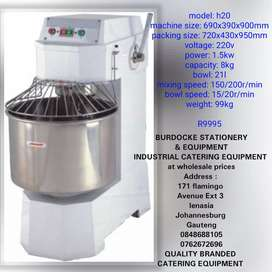 Brand new 20l dough mixers
