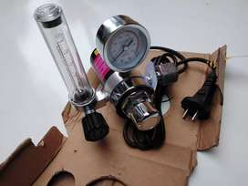 CO2 Compressed Gas Regulator-Tools