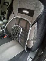 Ортопедическая подушка СпинаРада с массажером для кресла автомобил