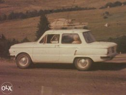 Запорожец ЗаЗ 966-в. 1970 г.в.