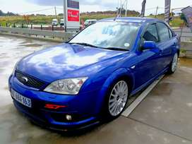 2004 Ford Mondeo 220ST 3.0 V6 166KW. Low kms!!!