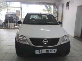 2018 NISSAN NP200 1.6i MANUAL