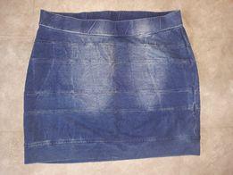 Spodniczka jeansowa dzinsowa sm jak nowa