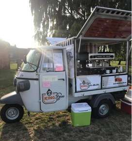 COFFEE SHOP TUK TUK - MOBILE COFFEE - 20% off lock-down special