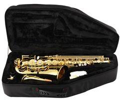 Saksofon altowy Stagg WS-AS215 + futerał, kompletny zestaw!