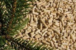 пеллеты топливные без песка европейского качества A1, доставка