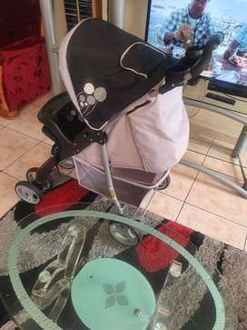 Pram and car seat for sale