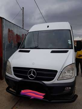 Mercedes Benz Sprinter 519 CDI 2012 Model