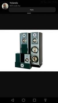 Jebson sound system.., used for sale  South Africa