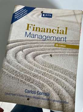 Financial management 8th edition