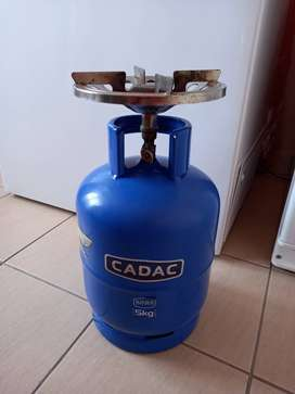 Cadac 5kg Gas Cylinder with Cooker Top