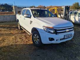 2012 Ford Ranger 2.2 double cab 4x4
