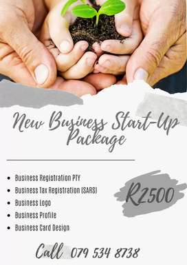 Business Start-Up Package