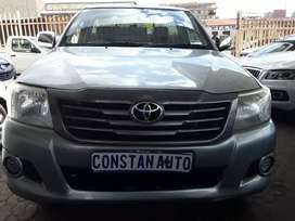 Toyota Hilux 2.5 Long base