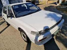 1997 Toyota Tazz 1.3-Well maintained!! Only 215100km R54900