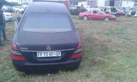 2007 MERCEDES BENZ S500 W221 STRIPPING AS SPARES