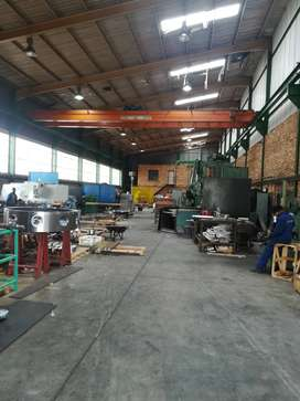 1000m2 factory to let in Wadeville